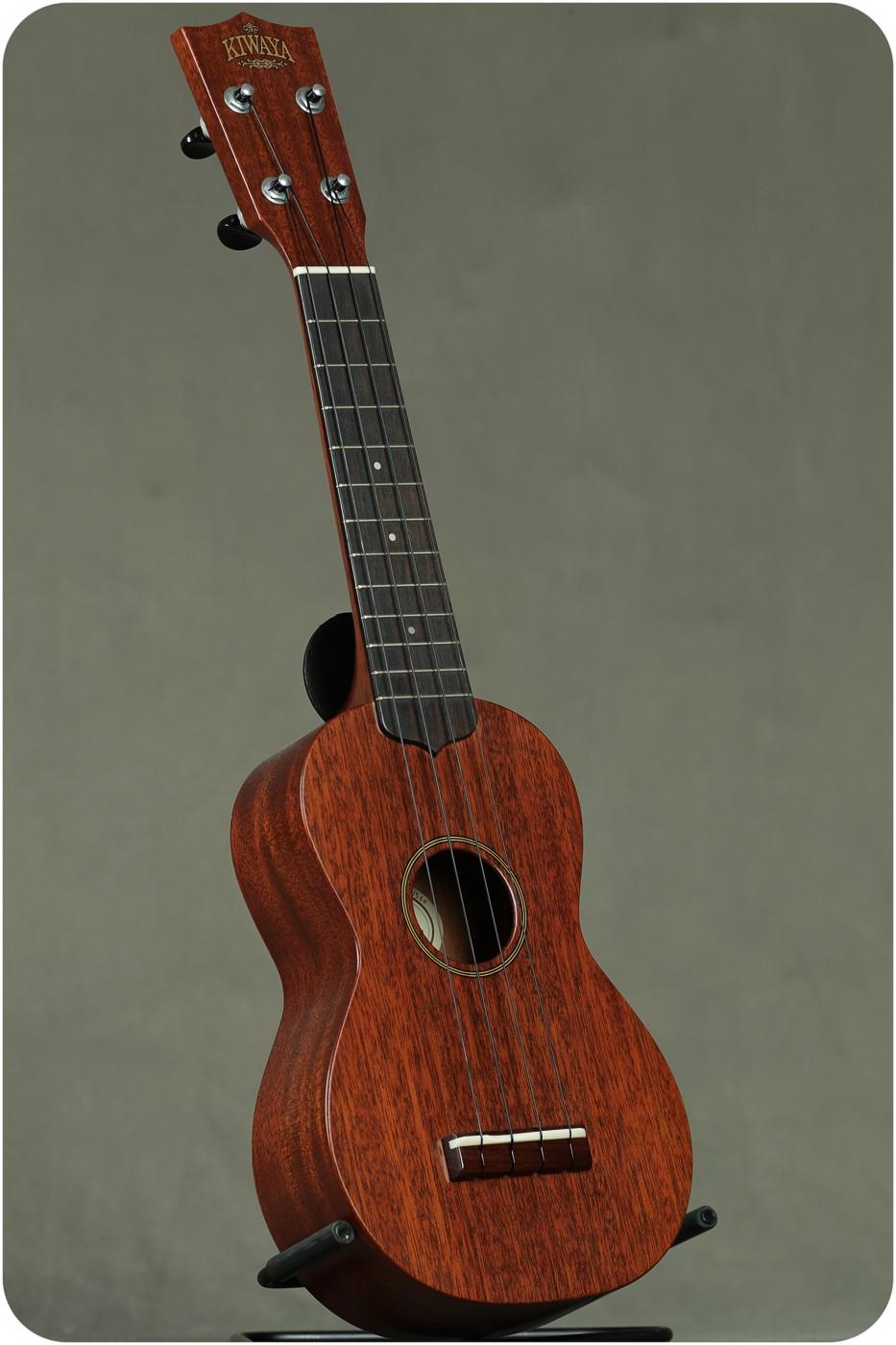 Kiwaya Solid Mahogany Soprano (KTS-4 1685)