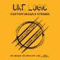 """UKE LOGIC Sop/Con/Ten """"HARD TENSION"""" High/Low G (6 options)"""