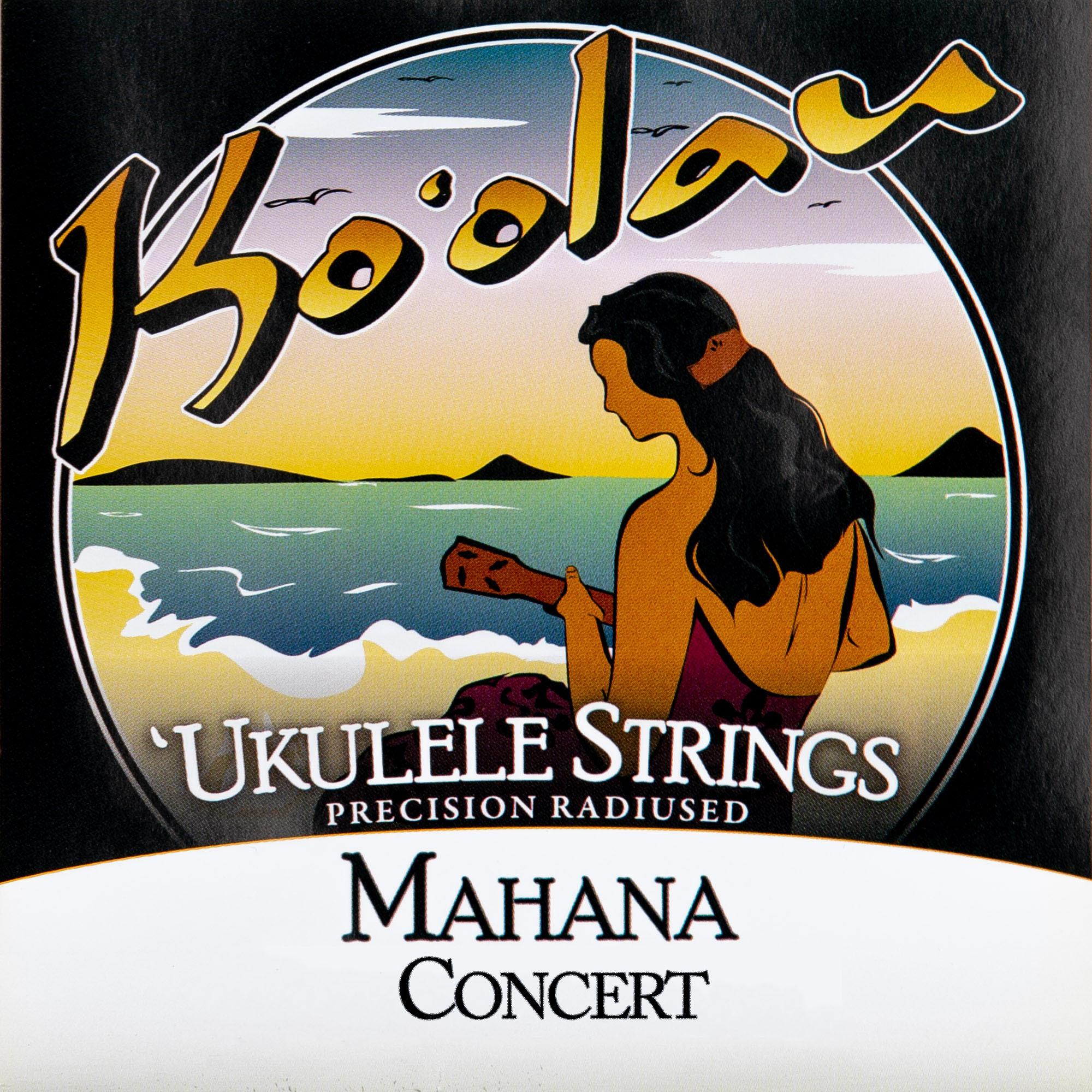 Ko'olau Mahana Strings - Concert (2 Options)