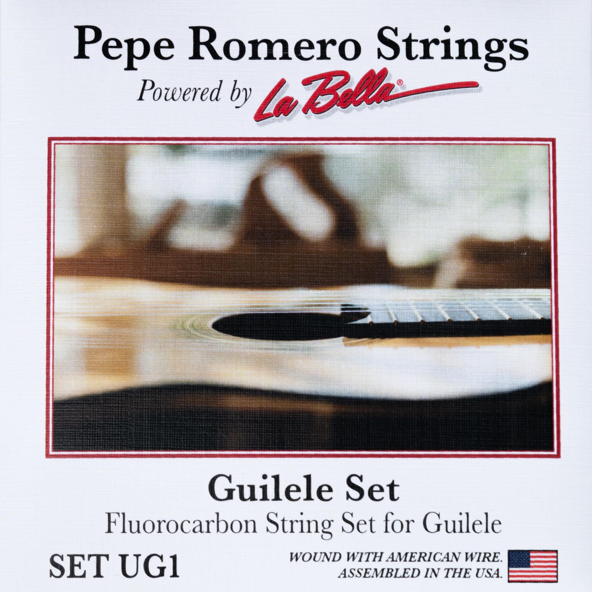 Pepe Romero Strings UG1 Guilele Fluorocarbon