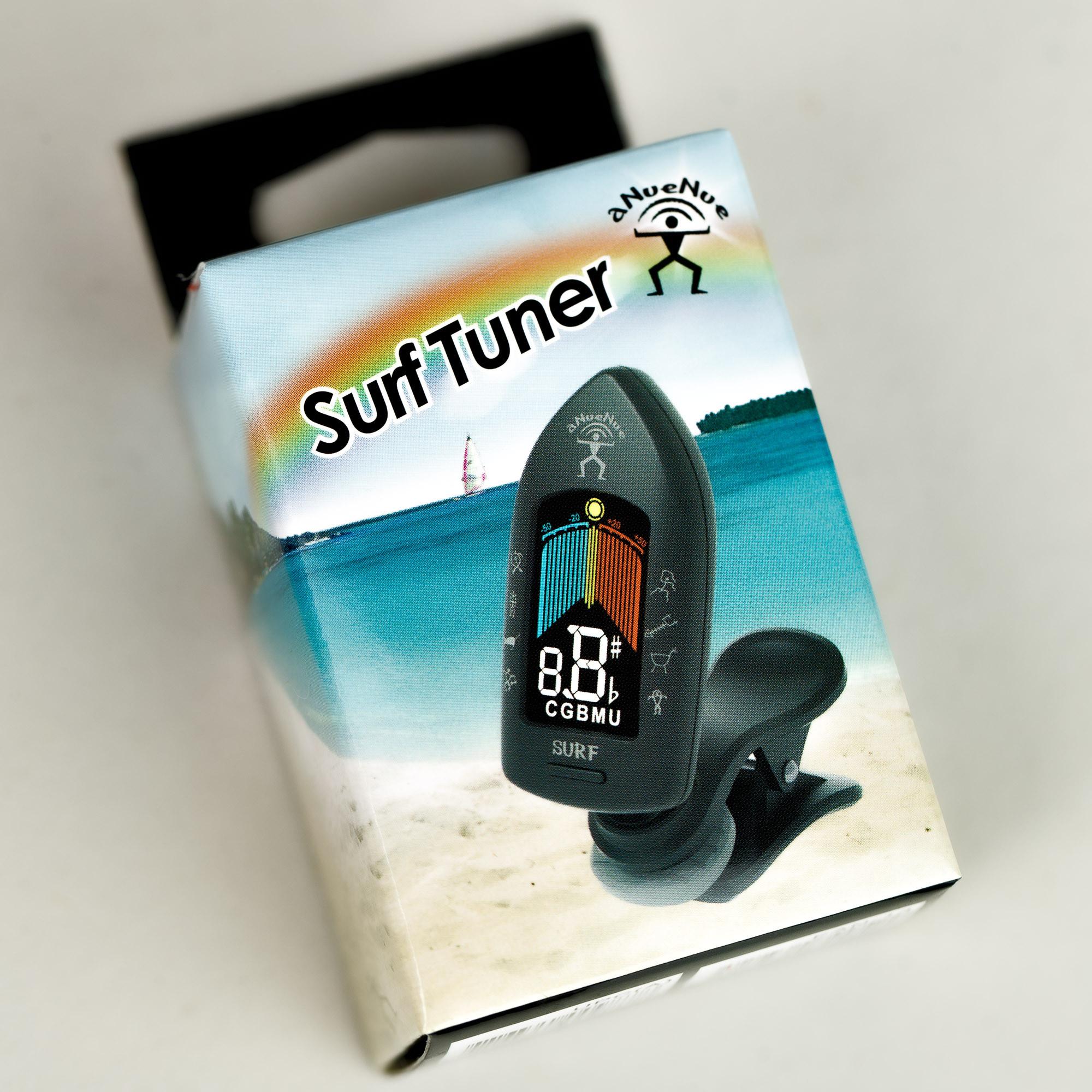 aNueNue SURF Chromatic Clip-on Tuner