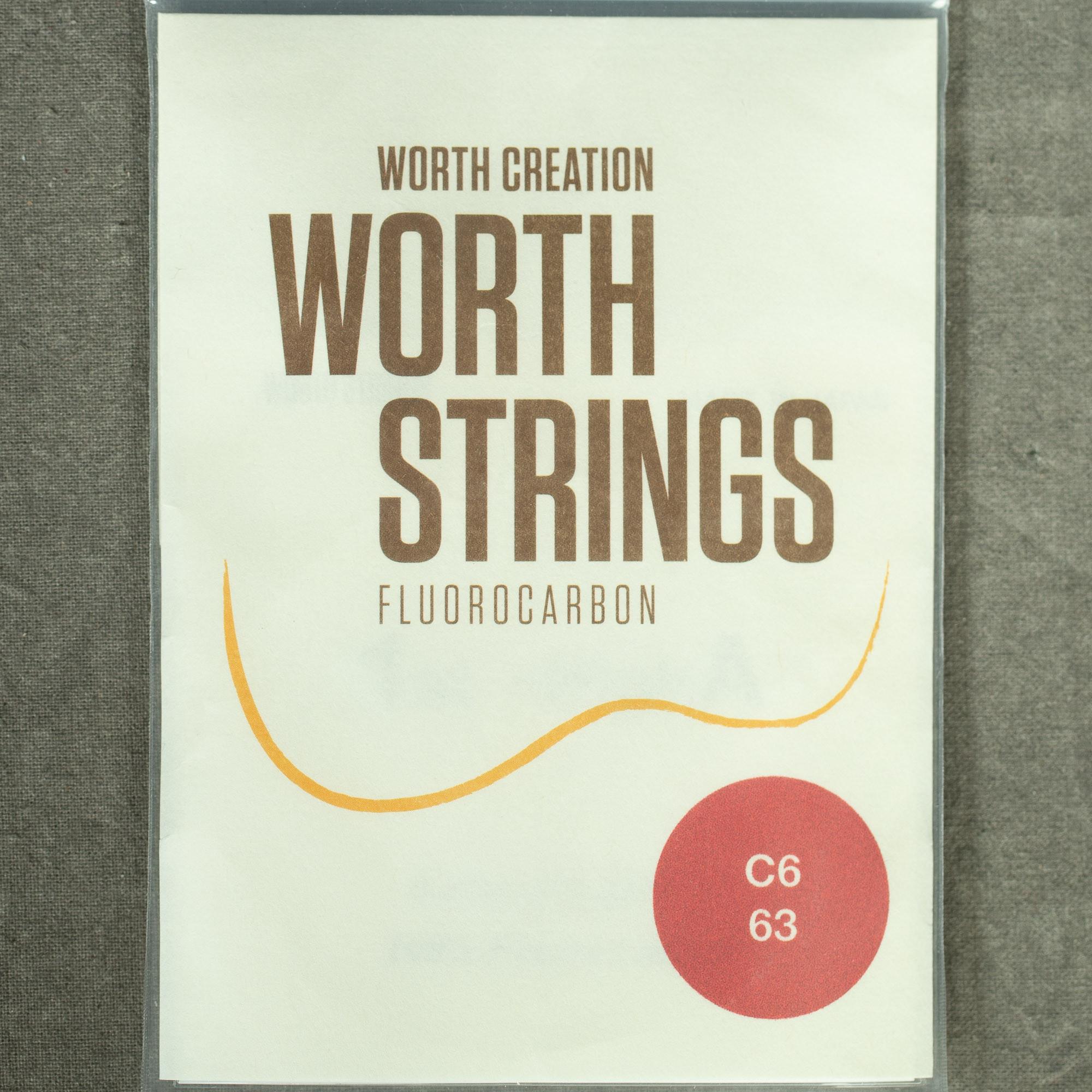 Worth Strings C6
