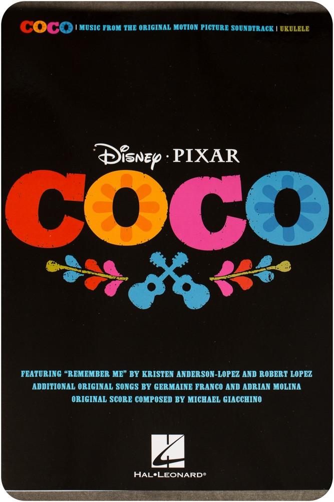 Coco- Ukulele Song Book