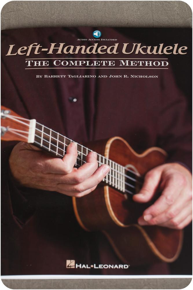 Left-Handed Ukulele – The Complete Method
