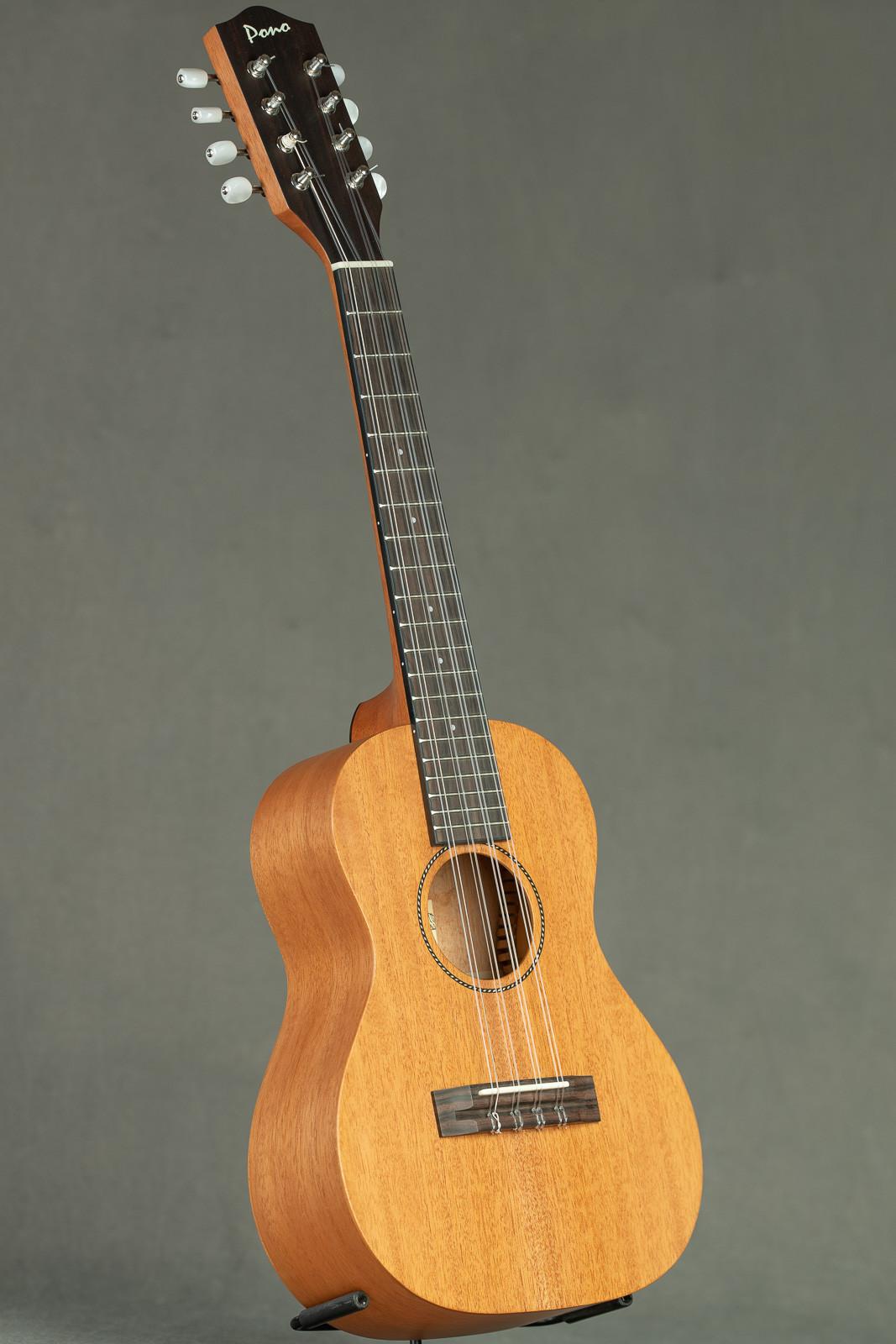 Pono Mahogany Tenor Eight String (MT-8 8777 B-Stock)