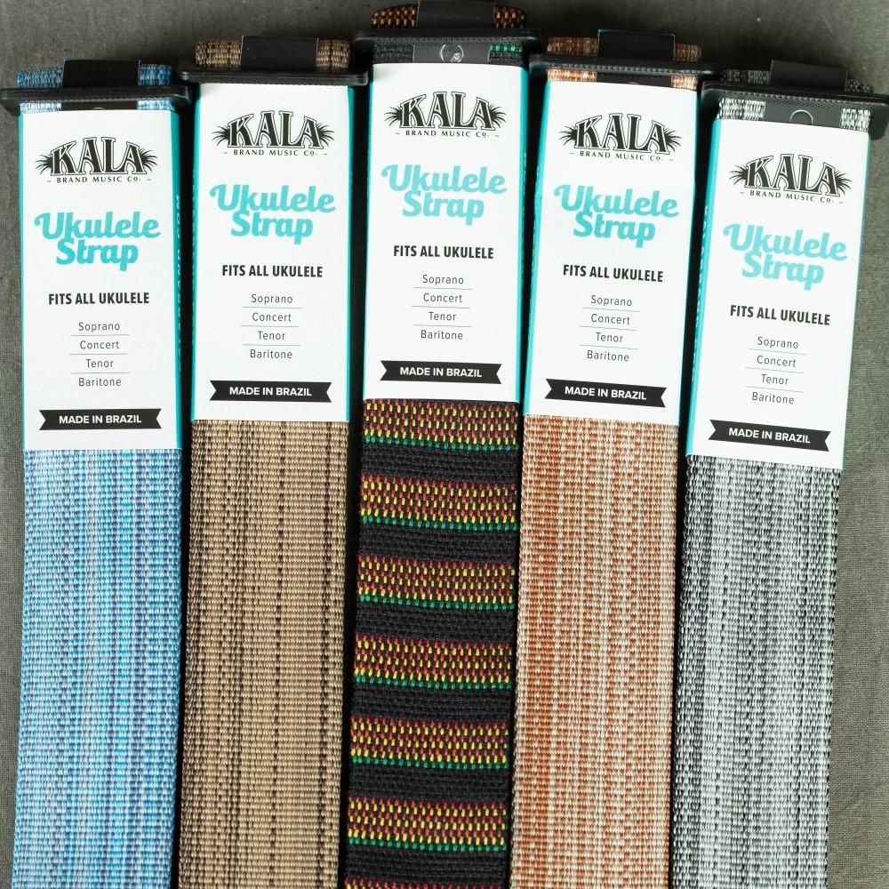 Handmade Ukulele Straps by Kala
