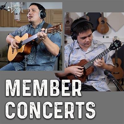 Member Concerts